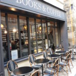 books and coffe bordeaux