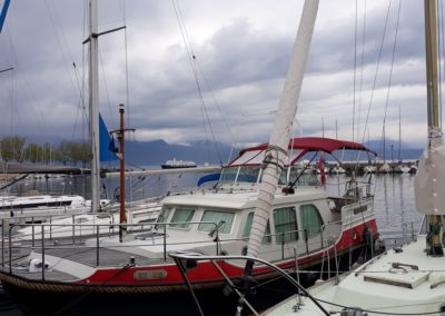 port d'ouchy lausanne